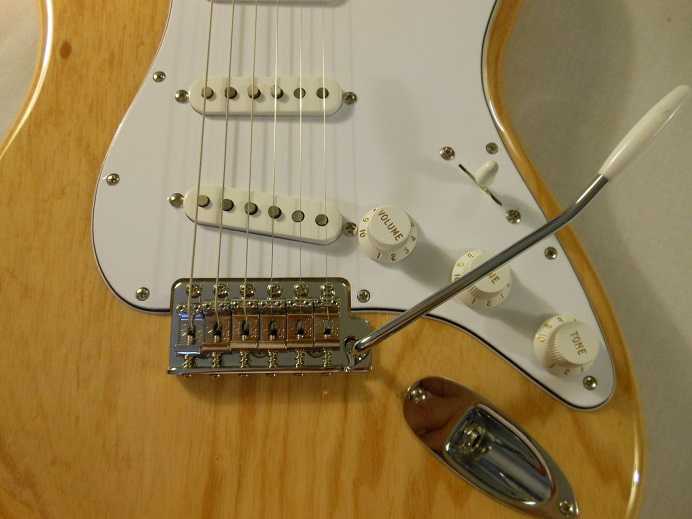 Classic Series '70s Stratocaster Picture 14