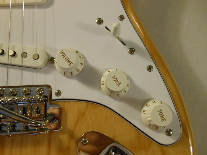 Classic Series '70s Stratocaster Picture 15