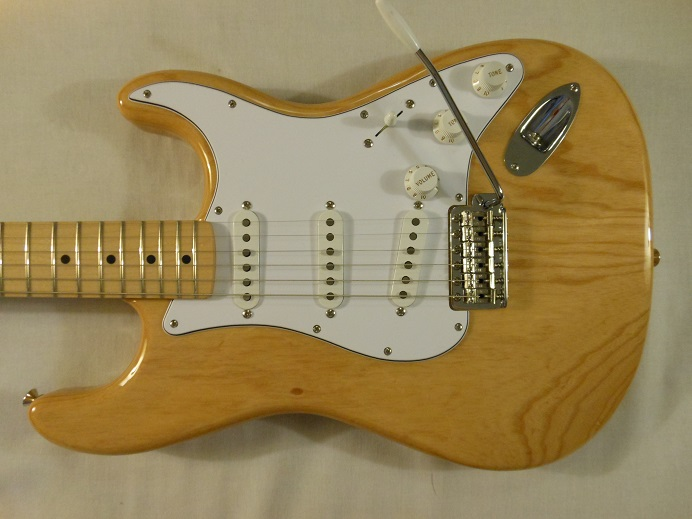 Classic Series '70s Stratocaster Picture 8