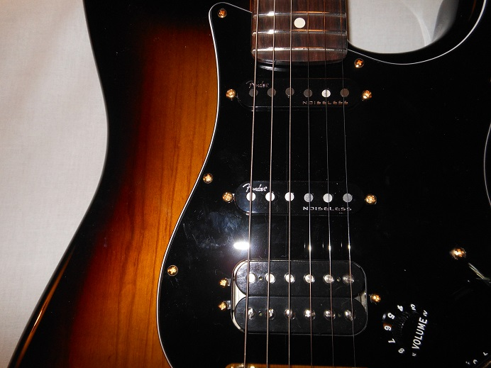 Mod Shop Stratocaster Picture 13