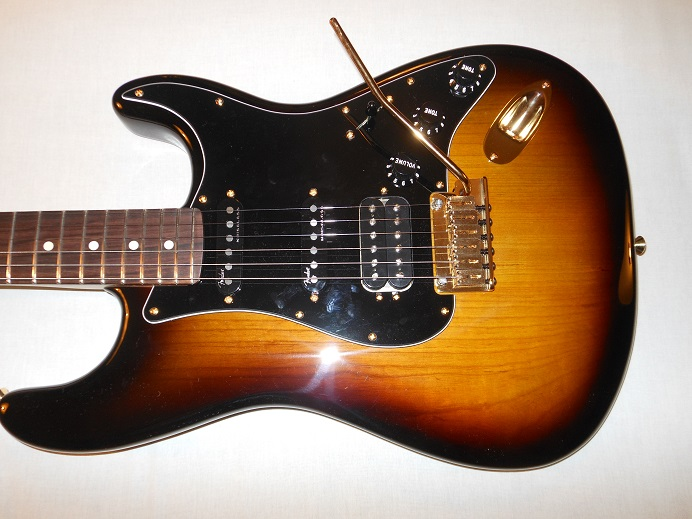 Mod Shop Stratocaster Picture 8