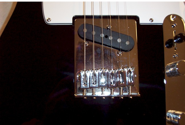Standard Telecaster Picture 14