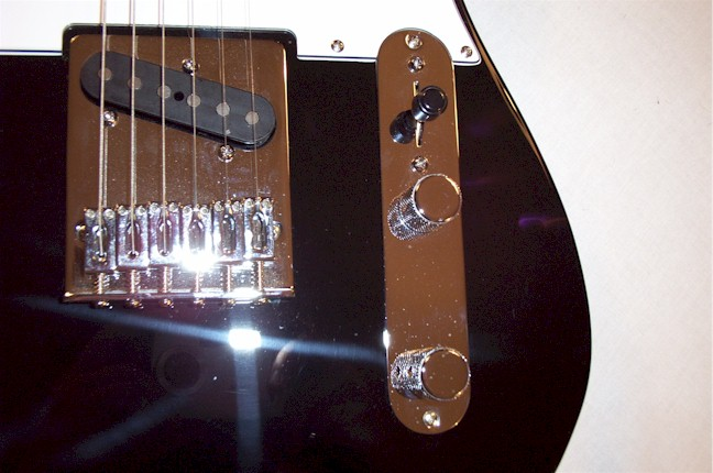 Standard Telecaster Picture 15