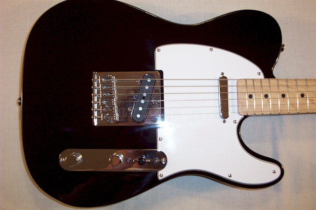 Standard Telecaster Picture 7