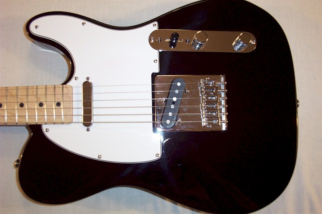 Standard Telecaster Picture 8